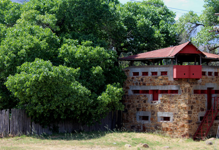Things to do Wolseley Blockhouse