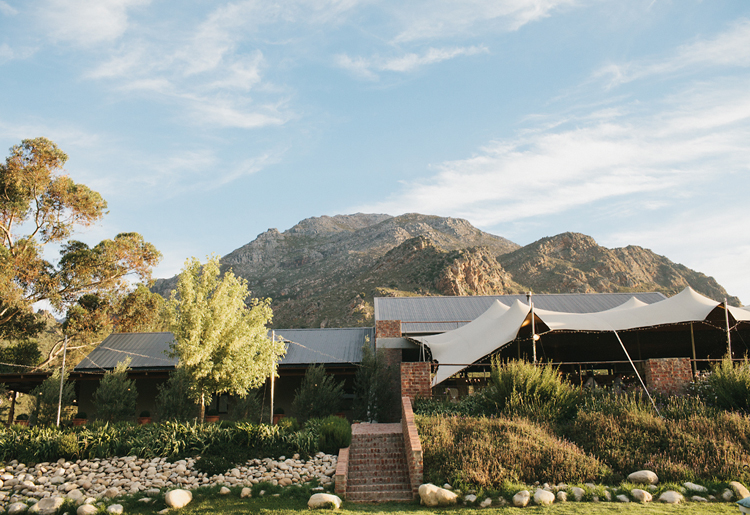 Wolseley Wedding and Conference Venues, Cape Winelands - Olive Rock