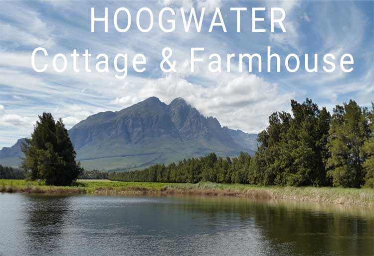 Hoogwater self catering accommodation Wolseley