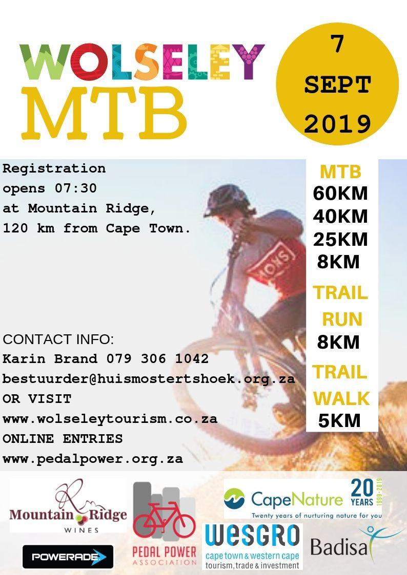 Wolseley MTB 2019